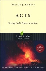 Acts: LifeGuide Bible Studies, Revised Edition