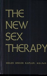 The New Sex Therapy: Active Treatment of Sexual Dysfunctions