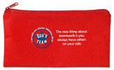 God's Team Zippered Pencil Case