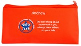 Personalized, Gods Team Zippered Pencil Case