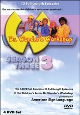 Dr. Wonders Workshop S3 DVD
