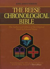 The Reese Chronological Bible, KJV
