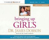 Bringing Up Girls, Unabridged Audio CD