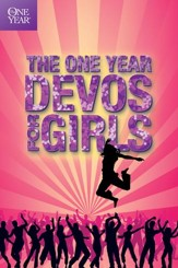 The One Year Devos for Girls - eBook