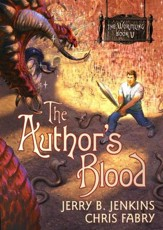 The Wormling Series #5: The Author's Blood  - Slightly Imperfect