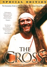 The Cross: The Arthur Blessitt Story, DVD  - Slightly Imperfect