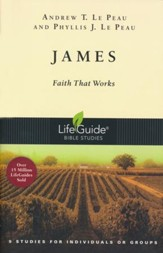 James, LifeGuide Scripure Studies, Revised