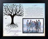 The Generations Tree Photo Frame