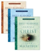 Daily Readings From the Life of Christ Volumes 1-3 / New edition - eBook