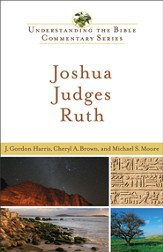 Joshua, Judges, Ruth - eBook