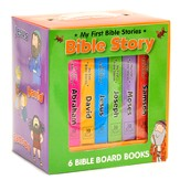 My First Bible Stories: 6 Bible Board Books