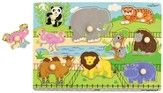 Classic Puzzles, Zoo Animals