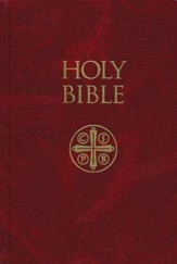 New American Bible, Revised Edition, Burgundy, Hardcover