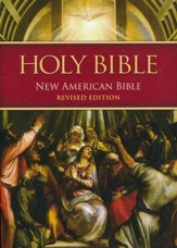 New American Bible Revised Edition  Paperback