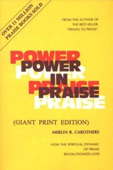 Power in Praise: Giant Print
