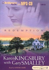 Redemption, Redemption Series #1 Audiobook on MP3-CD