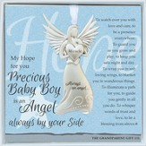 Baby Boy, Always An Angel Ornament