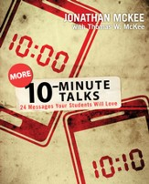More 10-Minute Talks: 24 Messages Your Students Will Love - eBook