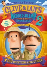Clive & Ivan's Wonderblimp of Knowledge #2, DVD