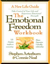 The Emotional Freedom Workbook: Take Control of Your Life And Experience Emotional Strength - eBook