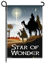 Star of Wonder Flag, Small