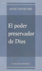 Poder preservador de Dios, El  10/Package God's Keeping Power (Spanish)