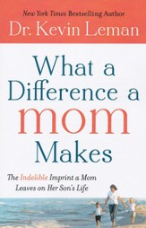 What a Difference a Mom Makes: The Indelible Imprint a Mom Leaves on Her Son's Life - eBook