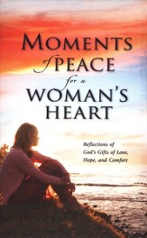 Moments of Peace for a Woman's Heart - eBook