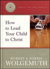How to Lead Your Child to Christ--Book and Music CD (slightly imperfect)