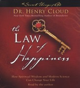 The Law of Happiness: How Spiritual Wisdom and Modern Science Can Change Your Life Audiobook on CD