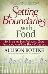 Setting Boundaries with Food: Six Steps to Lose Weight, Gain Freedom, and Take Back Your Life - eBook
