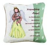 Friendship Angel Pillow, Small