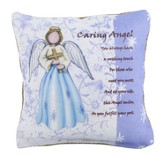 Caring Angel Pillow, Small
