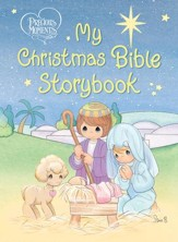 Precious Moments: My Christmas Bible Storybook - eBook