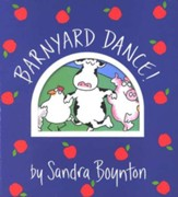 Barnyard Dance Board Book