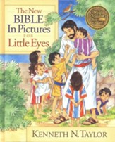 The New Bible in Pictures for Little Eyes - Slightly Imperfect