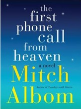 The First Phone Call from Heaven, Large Print