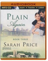#3: Plain Again - unabridged audio book on MP3-CD