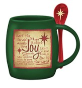 Joy Mug with Spoon