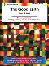 Good Earth, Novel Units Teacher's Guide, Grades 9-12