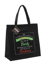 Wishing You Joy, Tote Bag