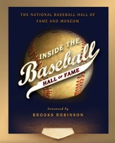 Inside the Baseball Hall of Fame - eBook