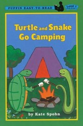 Turtle and Snake Go Camping, Level 1 - Emergent Reader