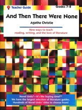 And Then There Were None, Novel Units Teacher's Guide, Grades 7-8