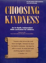 Choosing Kindness