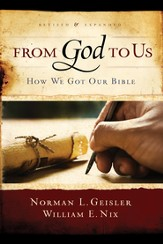 From God To Us SAMPLER: How We Got Our Bible / New edition - eBook