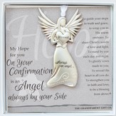 Confirmation, Always An Angel Ornament