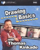 Drawing Basics with Thomas Kinkade--DVD Curriculum
