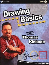 Lifepac Elective Drawing Basics Student Book 2