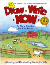 Draw Write Now, Book 1: On The Farm, Kids And Critters, Storybook Characters